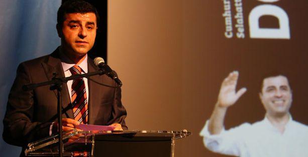Demirtaş'tan 'BirGün' açıklaması