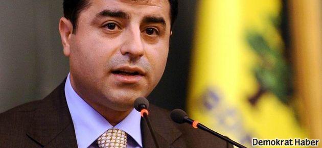 Demirtaş'tan Bülent Arınç iddiası
