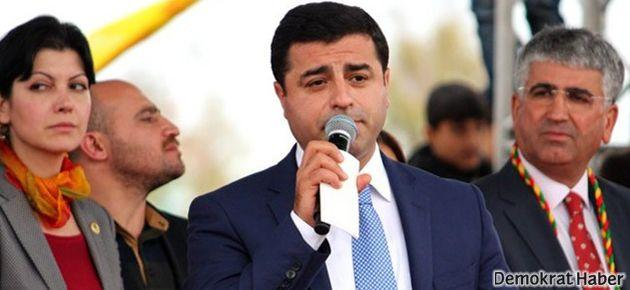 Demirtaş'tan CHP'ye: Cemaat Halk Partisi