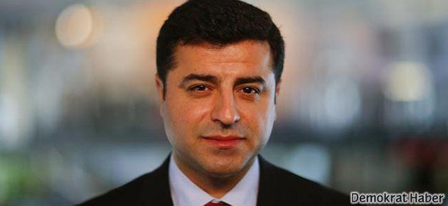 Demirtaş'tan 'Köşk' açıklaması