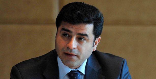 Demirtaş'tan TRT Genel Müdürü'ne yanıt