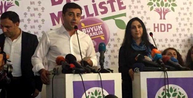 Çok sayıda ülkeden HDP'ye tebrik yağdı
