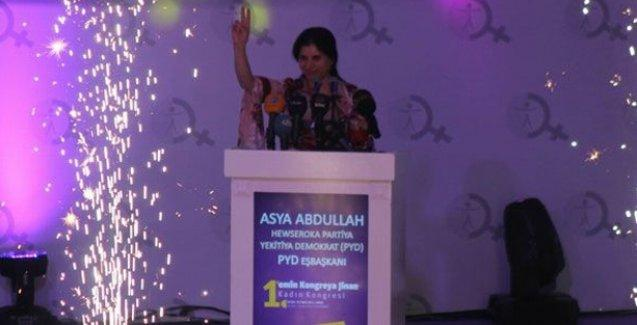 Demokratik Özgür Kadın Hareketi'nin kongresi başladı