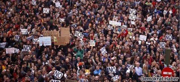 'Demokratik seçimler yetmiyor, isyan yayılacak'