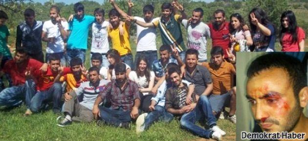 Denizli'de Kürt öğrenciye 'reis'lerden ırkçı saldırı