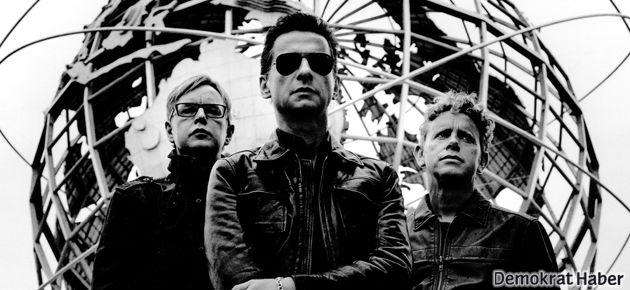 Depeche Mode konseri iptal