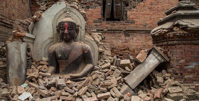 Deprem, Nepal'in kültürel mirasını da tahrip etti