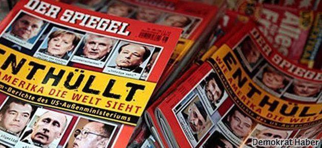 Der Spiegel bu kez Türkçe: Boyun eğme