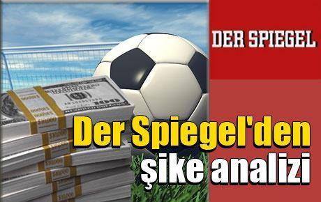Der Spiegel'den şike analizi