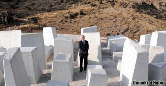 Dersim Katliamı Anıtı'na kaymakamlık engeli