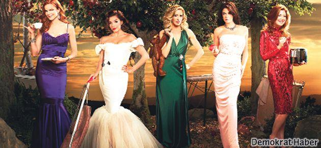 'Desperate Housewives' dizisine RTÜK cezası