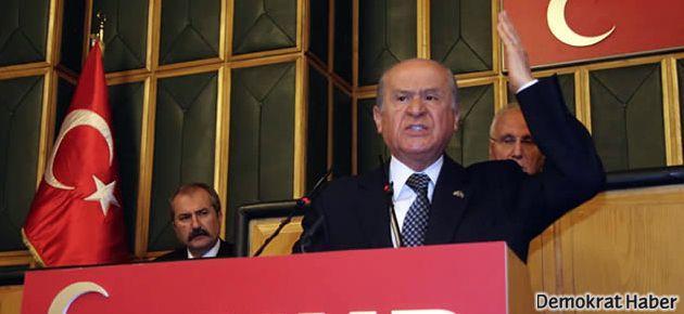 Devlet Bahçeli Baskın Oran'a hain dedi