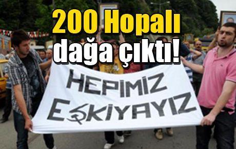 Devlet Hopa'yı Fatsa'ya çevirdi