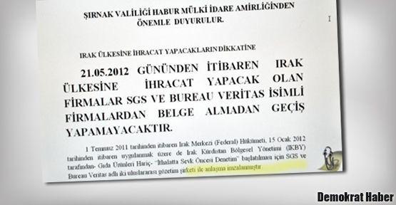 Devlet Kürdistan'a 'Kürdistan' dedi