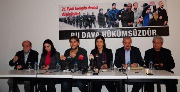 Devrimci Karargah davası 24 Aralık'ta görülecek: 'Bu dava yok hükmündedir'