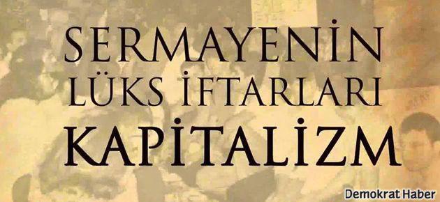 'Devrimci ve Antikapitalist Müslümanlar'dan çağrı