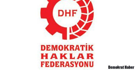 DHF'ye baskın, 50'yi aşkın gözaltı var