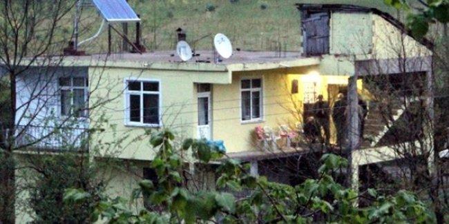 DHKC'li Şafak Yayla'nın Giresun'daki evi kurşunlandı
