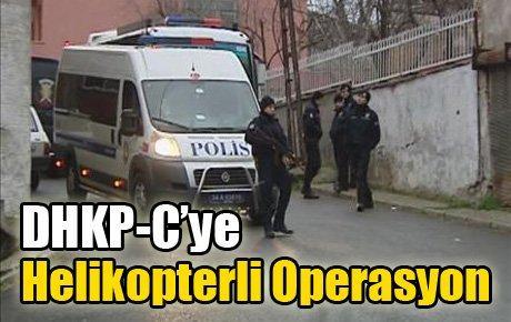 DHKP-C'ye helikopterli operasyon