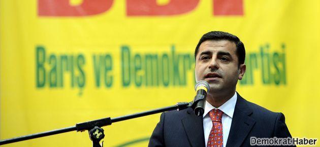 Dicle Üniversitesi'nden Demirtaş'a yasak