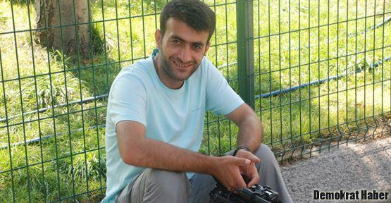 DİHA muhabiri Tekin, İzmir'de tutuklandı