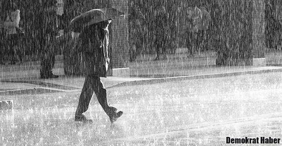 Dikkat! Yağmur ve kar geliyor