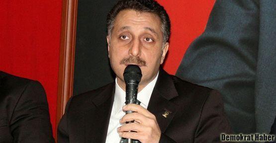 'Dindar Kürtler BDP'ye oy veriyor' lafı istifa getirdi