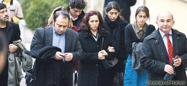 Dink ailesi: Biz bu davada artık yokuz
