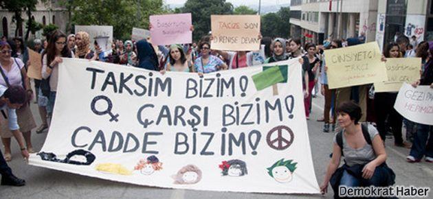 Müslüman kadınlar: Tacizi durdur direnişi sürdür