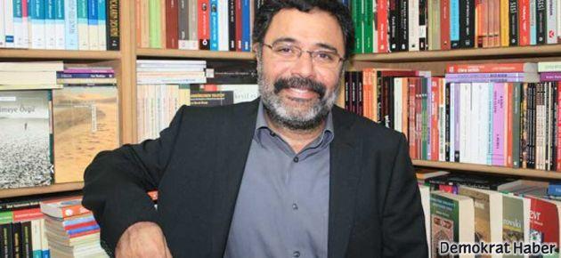 #direnrakı diyen Ahmet Ümit'e karşı kampanya