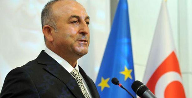 Dışişleri Bakanı: IŞİD'e karşı gönderilen silahlar PKK'nin eline geçmemeli