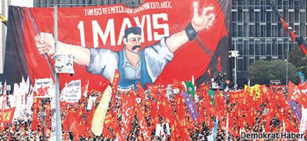 DİSK: Taksim'i işçiye yasaklayanlara oy yok