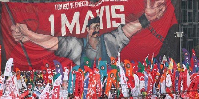 DİSK: İstanbul'da 1 Mayıs alanı Taksim'dir