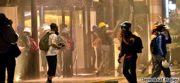 Divan Oteli'nden 'Gezi' açıklaması