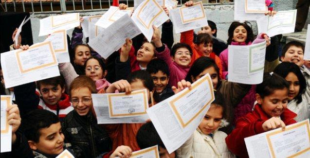 Diyanet'ten ilkokul öğrencilerine 'karne hediyesi' cehennem korkusu