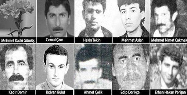 Diyarbakır Cezaevi davası kararı: Sanıkların kastı öldürmek değildi