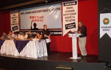 Diyarbakır Cezaevi Gerçeği Sempoyumu Ankara'da