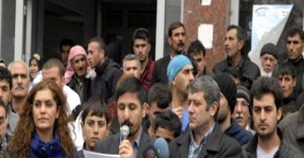 Diyarbakır'da, Ezidiler için sağlık hakkı tanınması talep edildi