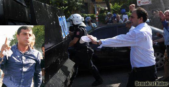 Diyarbakır 'Özgürlük İçin Demokratik Direniş' yaptı