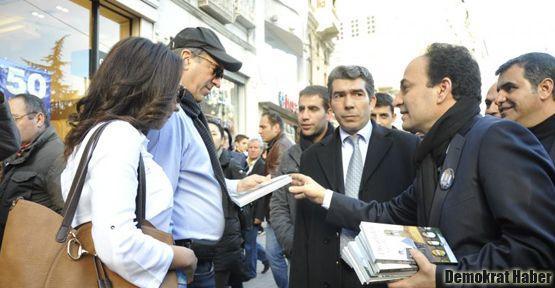 Diyarbakır Surları İstanbul'daydı