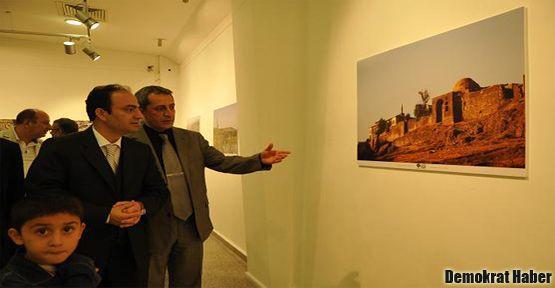 Diyarbakır Surları Sergisi yapıldı