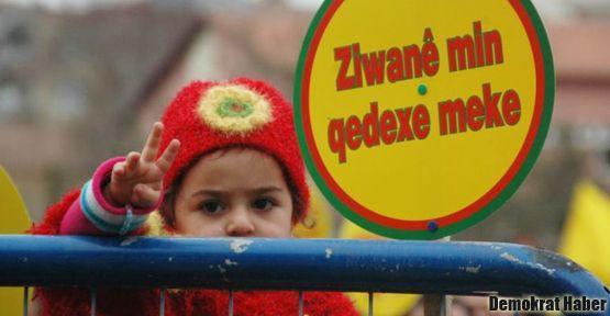 Diyarbakır'da 'anadil' bayramı vardı