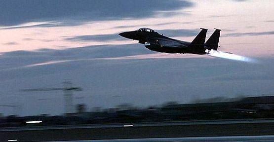 Diyarbakır'da F-16 kazası