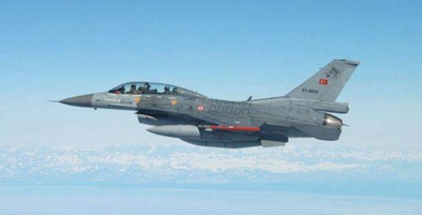 Diyarbakır'da F-16 savaş uçağı düştü: Havaalanı sivil uçuşlara kapatıldı