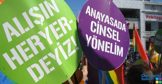 Diyarbakır'da yaşayan eşcinseller büro istiyor