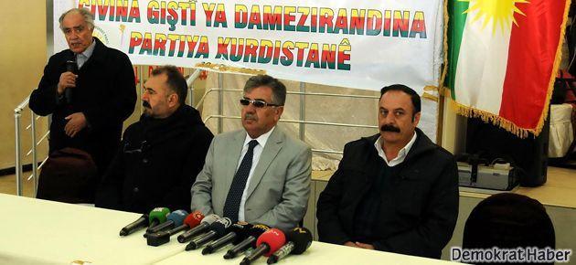Diyarbakır'da yeni Kürt partisi için toplantı