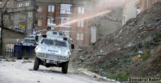 Diyarbakır'daki olaylarda bir kişi yaşamını yitirdi