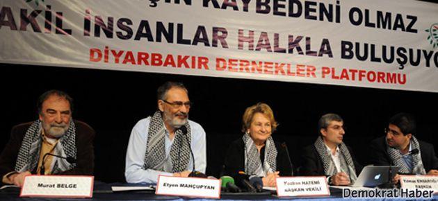 Ensaroğlu: Öcalan'ın serbest bırakılması öne çıktı