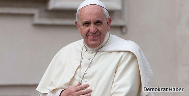 Diyarbakır'dan Papa'ya ziyaretçi var