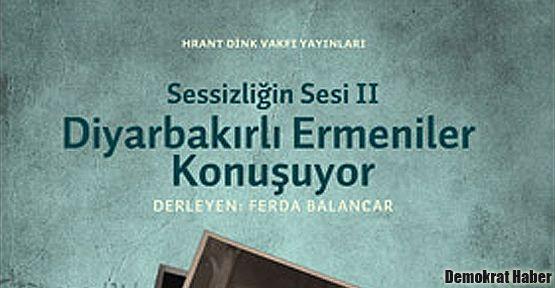 Diyarbakırlı Ermenilerin hikayesi kitaplaştırıldı